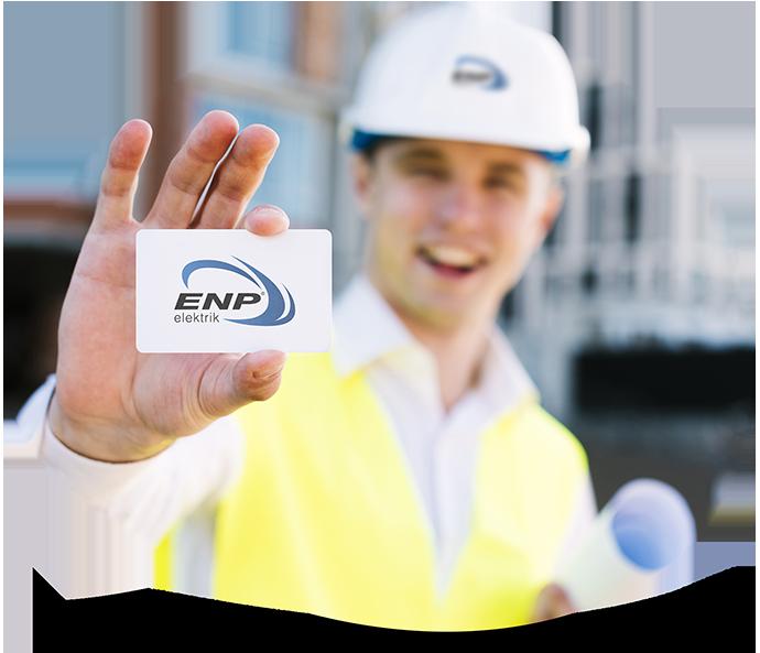 ENP Elektrik - Elektrik Taahhüt, Mühendislik ve Teknik Müteahhitlik