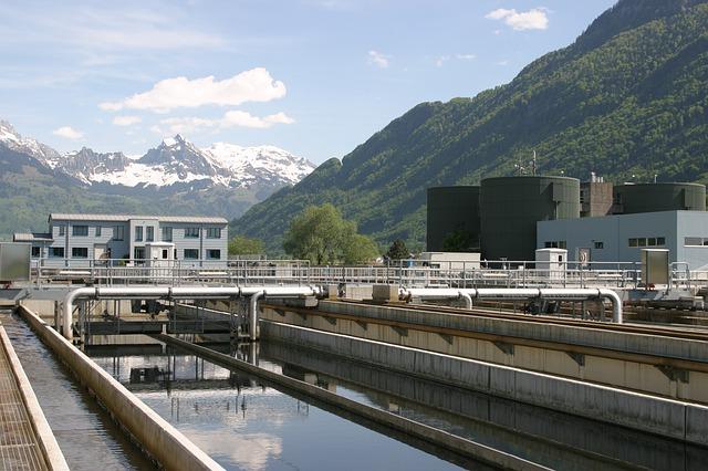 Atık Su Arıtma Tesisleri