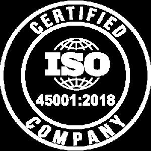ISO 45001:2018 SERTIFIKA