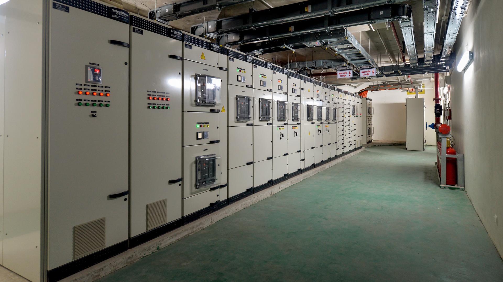 Alçak Gerilim Dağıtım Sistemleri - ENP Elektrik