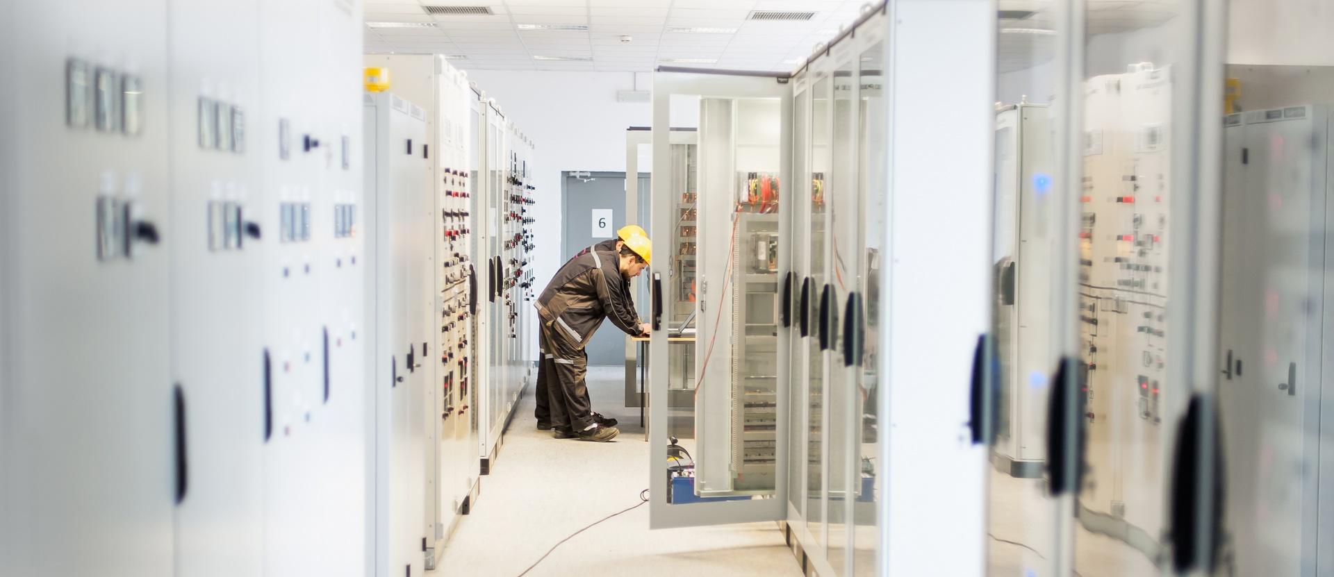 Orta Gerilim Tesisleri - ENP Elektrik